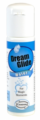 Dream glide water vattenbaserat glidmedel med aloe vera och pro-vitamin B