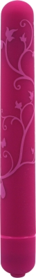 Breeze flow rosa smalare vibrator